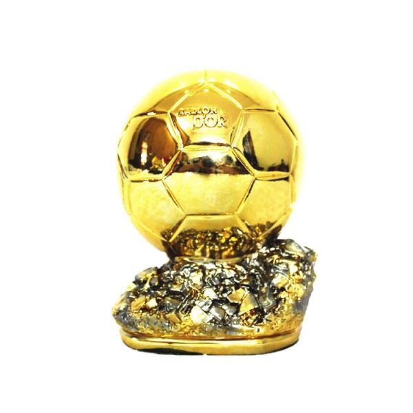 GoldenBallFifaBallonDorAwardFootballWorldPlayerTheYearReplicaTrophyThe