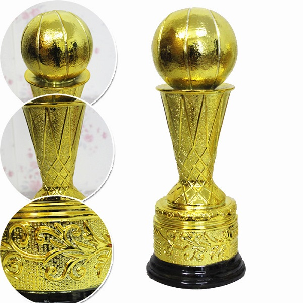 Replica NBA Championship Most Valuable Player MVPTrophy