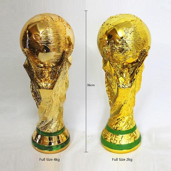 Replica Fifa World Cup Trophy Full Size 2kg 5kg Models Champions 36cm Coupe Du Monde Italian