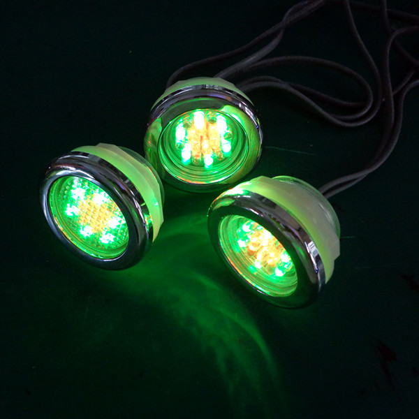 3x Bathtub Jacuzzi Pool Spa Bath Tub LED Light Colorful RGB IP68 + 1 ...