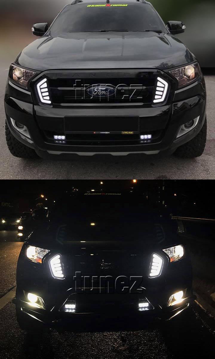 Daytime Running Light Drl Ford Ranger T6 Mk2 Xl Xlt Xls