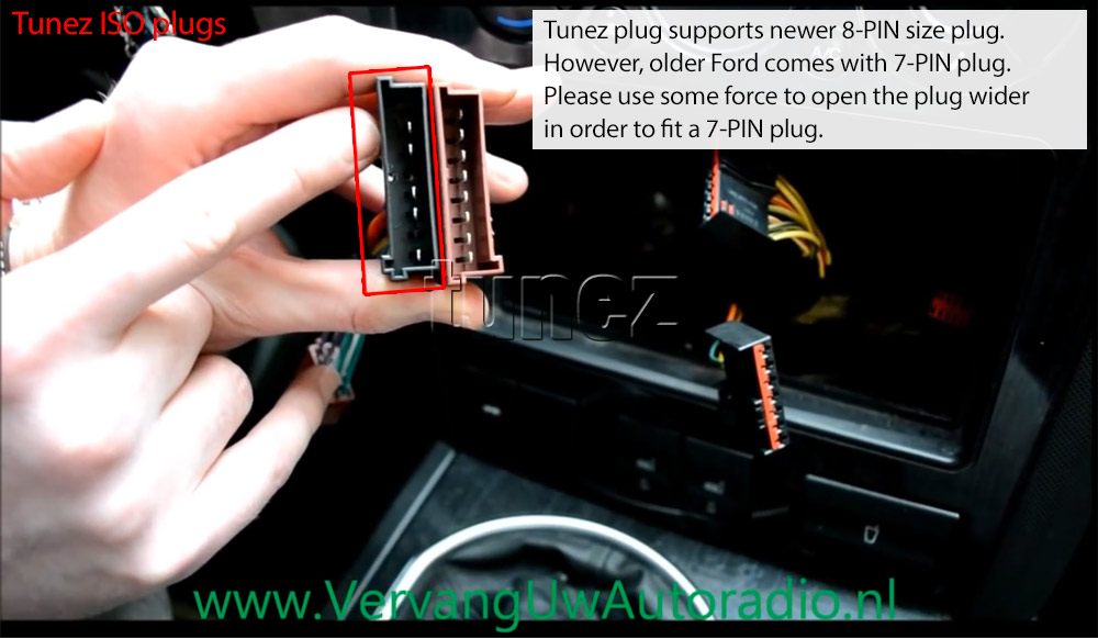 Ford Focus MK1 Car DVD Player Stereo Fascia Kit Head Unit  1000 x 582 jpeg FC03-DVD-wiring-harness-02.jpg