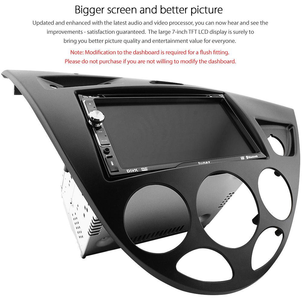 Car Dvd Gps Digital Tv Mp3 Player Ford Focus Mk1 Stereo