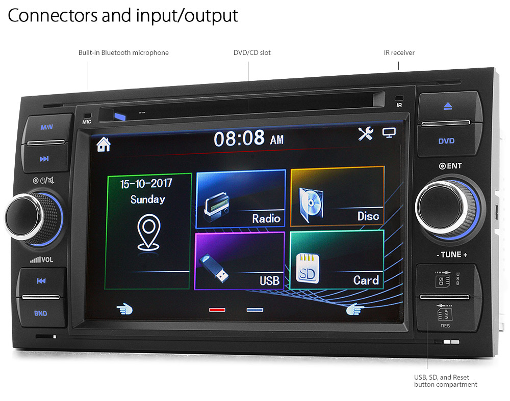 Image Result For Ford Kuga Head Unit