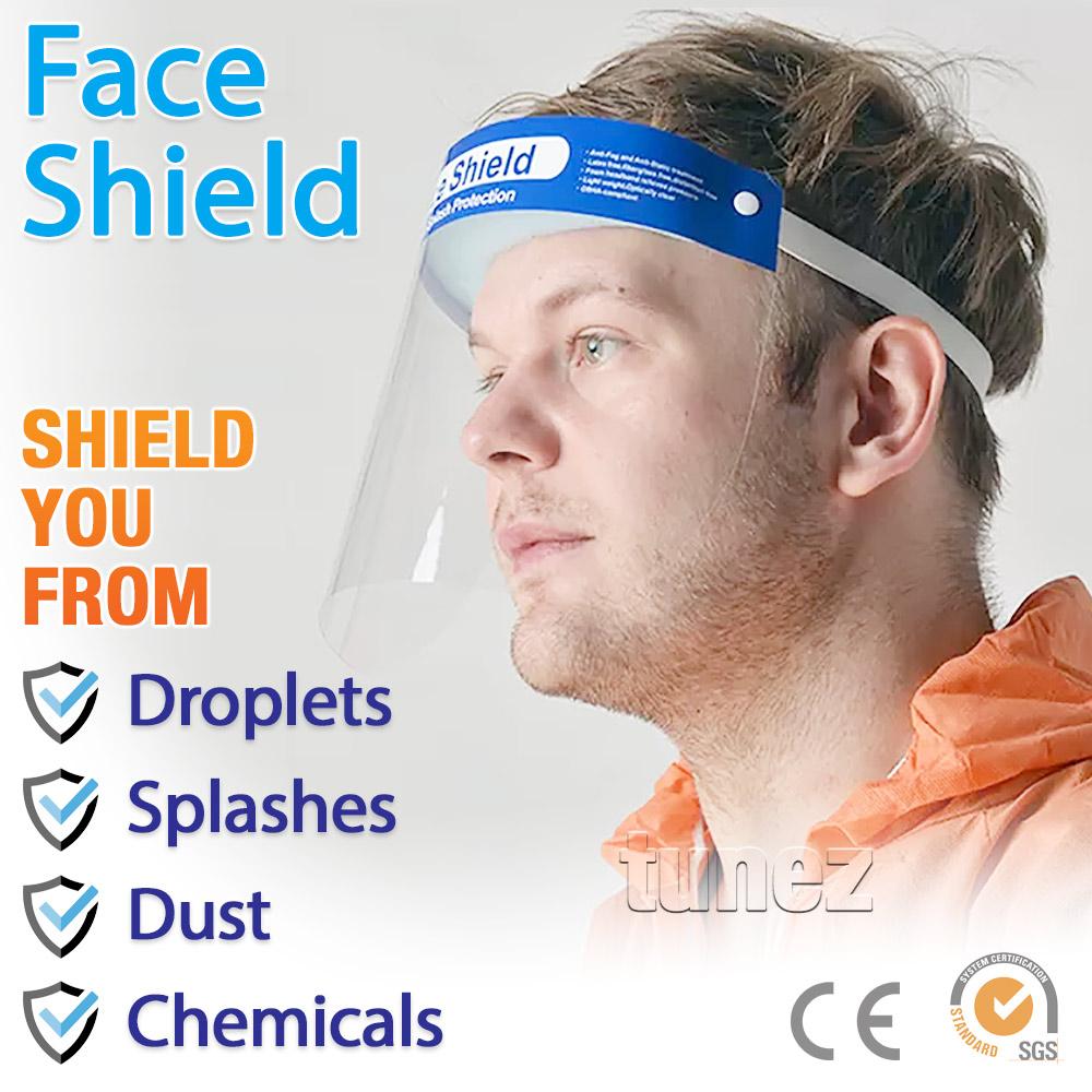 Face Shield (Protective face gear)