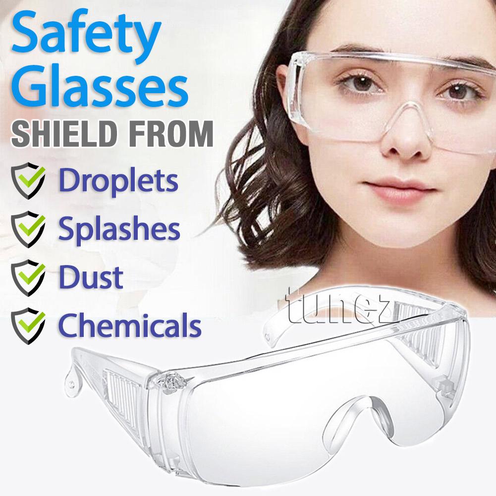 Safety Glasses (Protective Eyewear)
