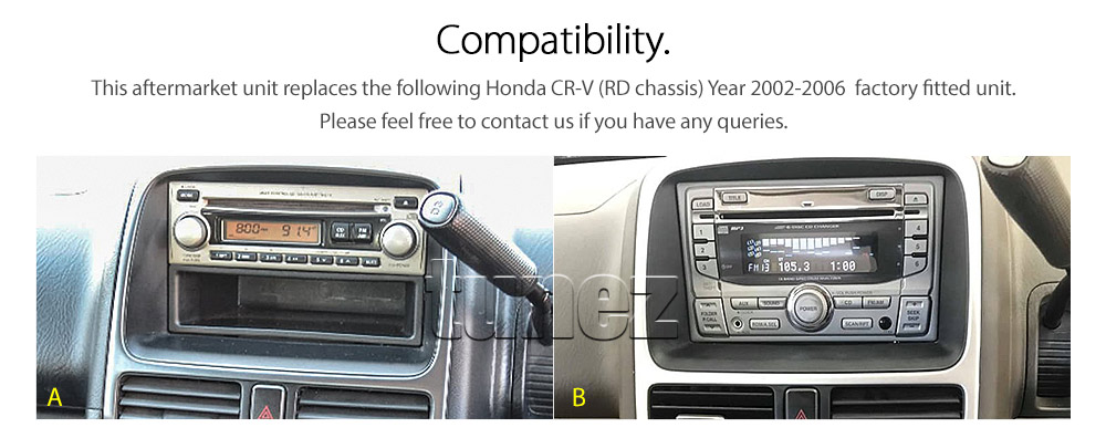 Android Car Mp3 Player Honda Cr