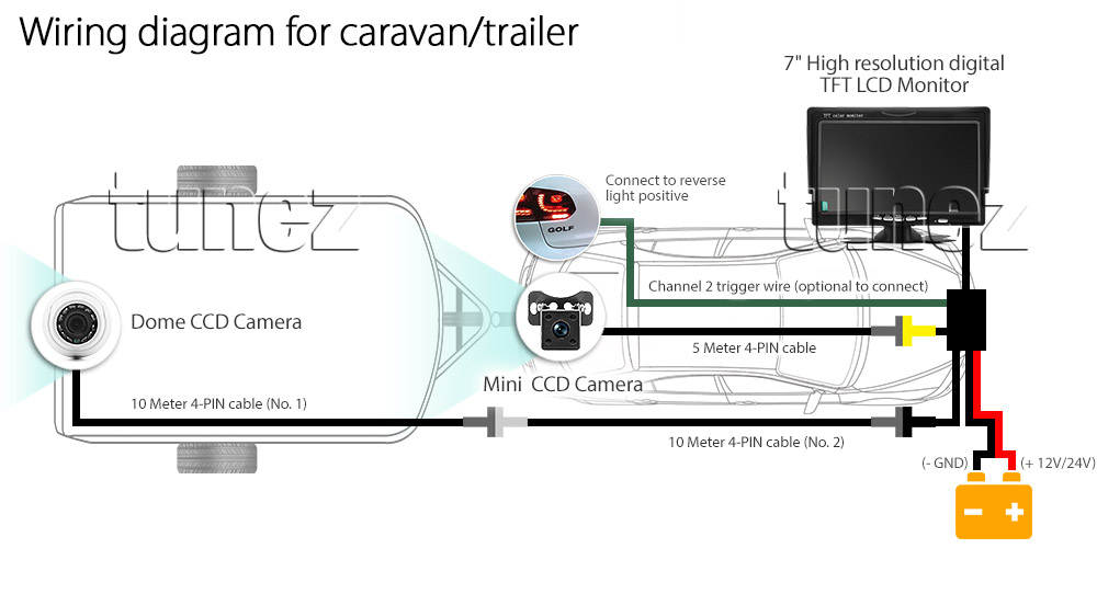 caravan wiring diagram for reversing camera wiring diagram for reversing camera