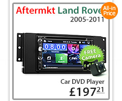 Genuine Land Rover Freelander 1 Discovery 2 radio reproductor de CD-LR006192