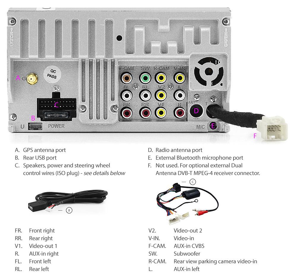 Car GPS DVD Player Mitsubishi Outlander Stereo Radio MP3 ...