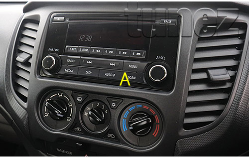 "9"" Android Car MP3 Player For Mitsubishi Triton 2015-2019 MQ MR Radio GPS Stereo"