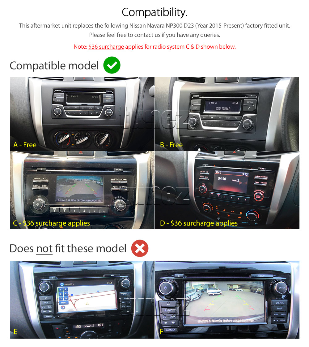 Android Car Mp3 Player For Nissan Navara Np300 2015 2016