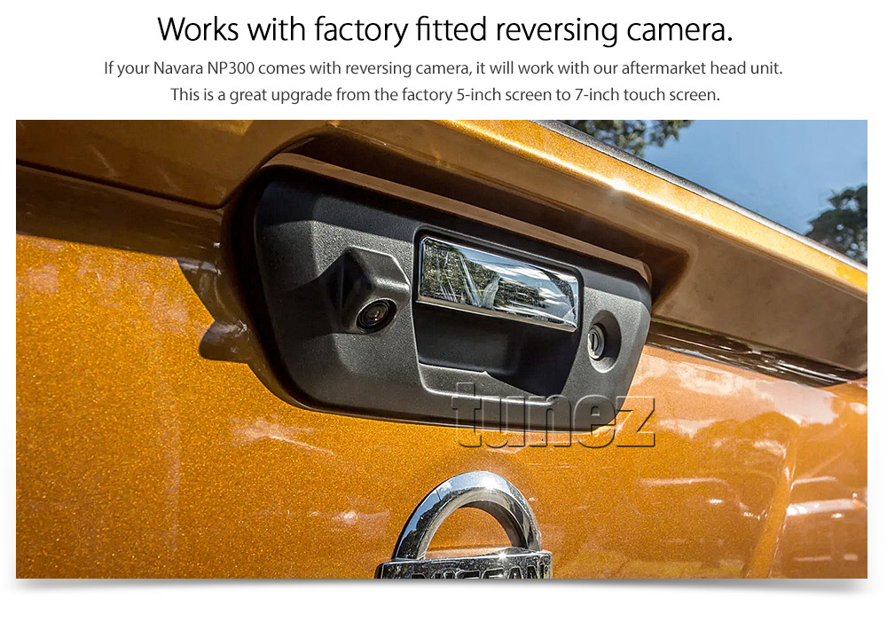 Android Car Mp3 Player Stereo Radio For Nissan Navara D23