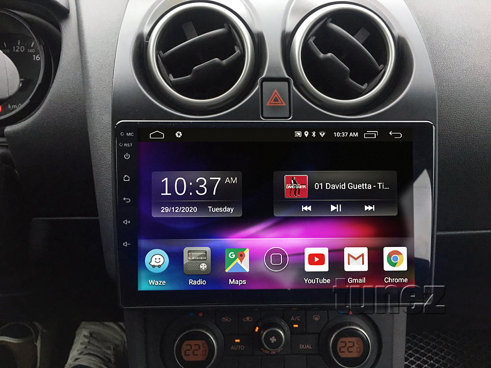 9 U0026quot  Android Mp3 Car Player Gps For Nissan Dualis J10 2007