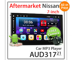 Car Android Stereo For Nissan Navara D40 D22 Head Unit MP3 ...