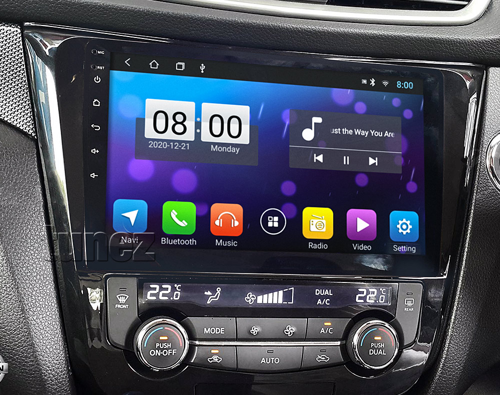 10 U0026quot  Android Car Player Mp3 For Nissan Xtrail Qashqai J11