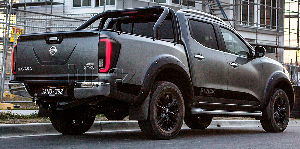 RLNP03 Nissan Navara NP300 NP 300 D23 Series DX RX ST ST-X SL Visia Acenta Acenta+ N-Connecta Tekna Full COB LED Replacement OEM Standard Original Replace A Pair Set Left Right Side Lamp Smoked Edition ABS Front Back Rear Tail Light Tail Lamp Head Light Headlight Taillights Turn Signal Indicators UK United Kingdom USA Australia Europe Set Kit For Truck Pickup Car Aftermarket 2015 2016 2017 2018 2019 2020
