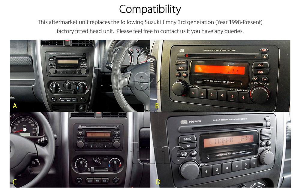 Suzuki Aerio 2006 Radio Aux Connection