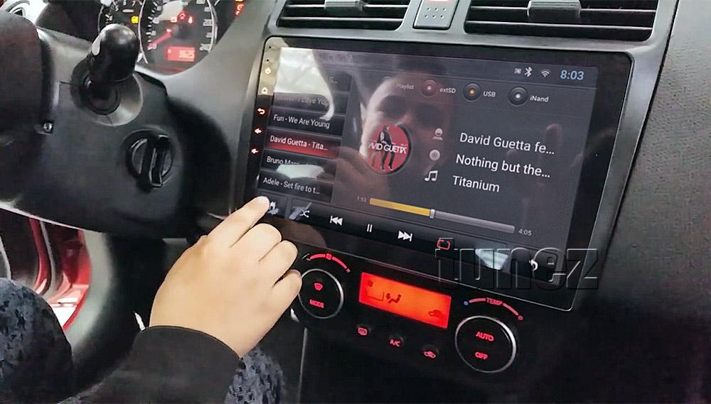 10 U0026quot  Car Android Player Suzuki Swift Rs 415 Mp3 Usb Mp4 Head Unit Stereo Radio Oz 6219592069713