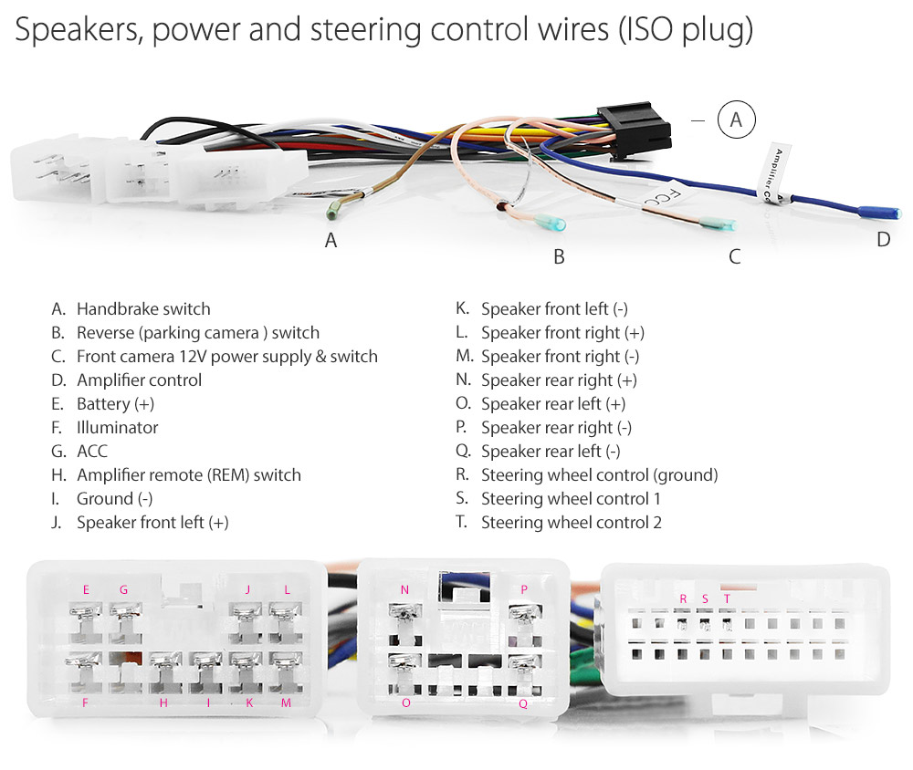 Wiring Diagram On Wiring Harness As Well Stereo Wire Toyota Camry