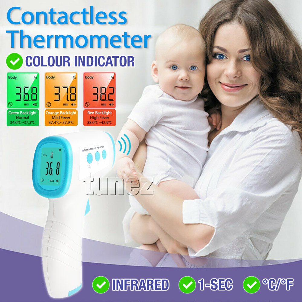 Digital Contactless Thermometer Gun