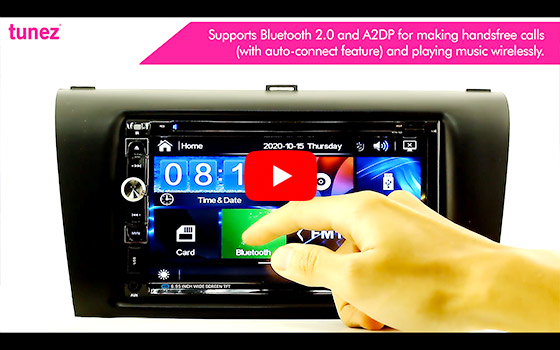 8 U0026quot  Car Dvd Mp3 Player For Suzuki Swift Rs 415 Usb Cd Head